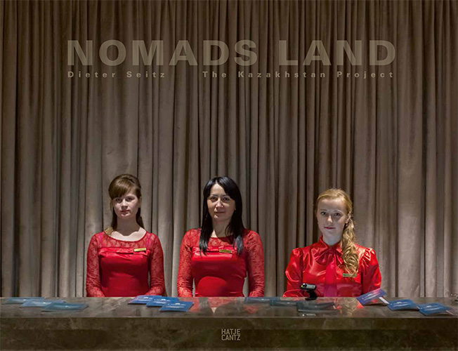 Nomads Land, Cover